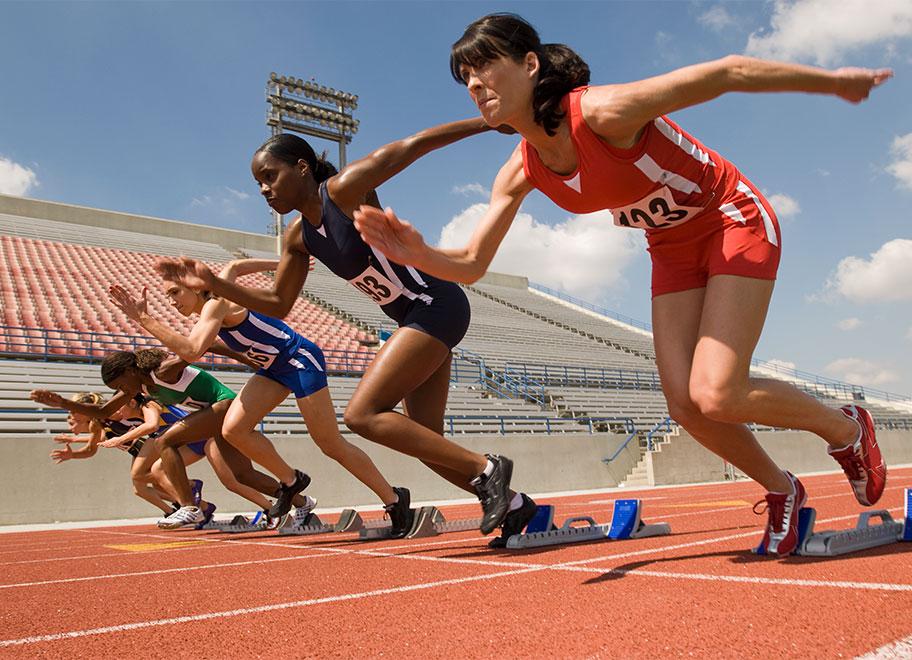 sprinting moms?